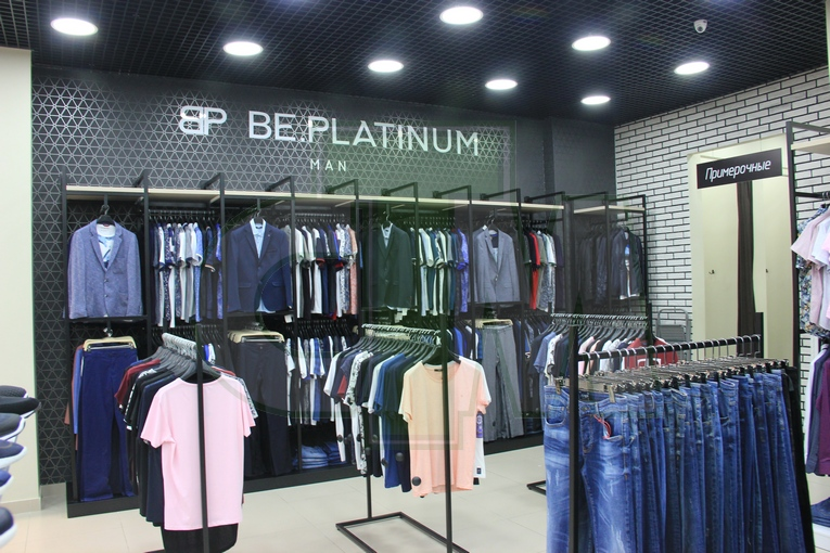 «BE. PLATINUM»